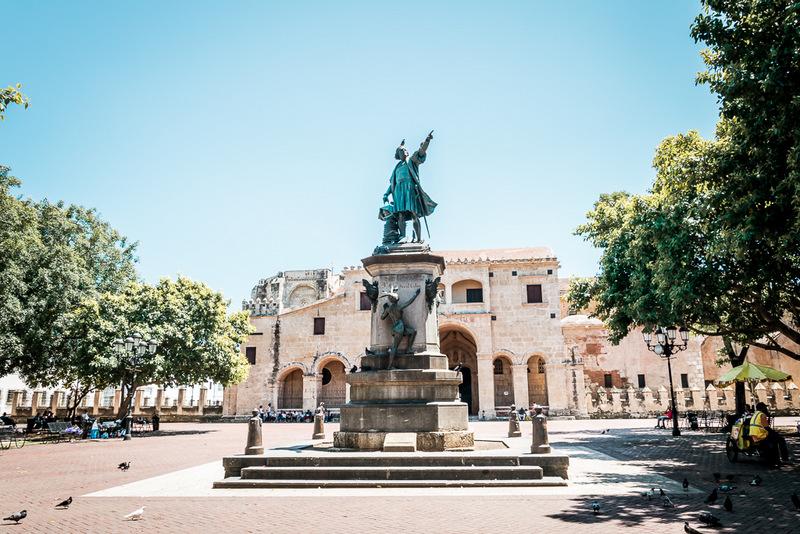 Santo Domingo, dominikanische Republik, Karibik