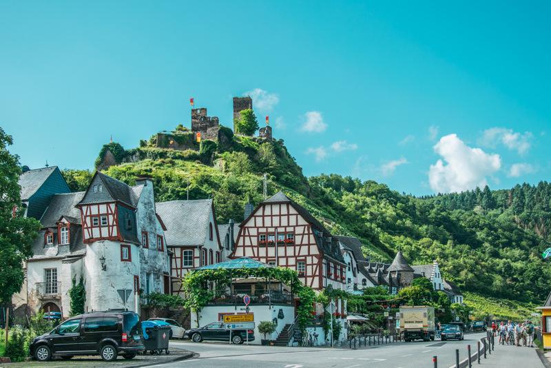 Beilstein, Mosel, schönster Ort an der Mosel, Deutschland, Rheinland Pfalz, Urlaub