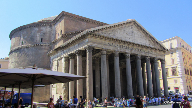 Pantheon, Kirche, Römisch, Rom,Stadt, Italien