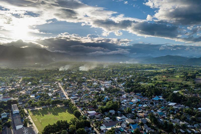 Pai, Thailand, Reisen, Natur,