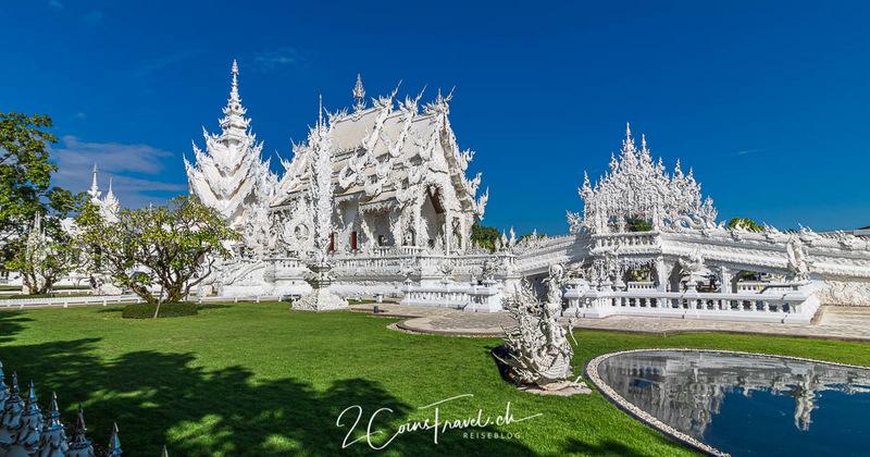 Chiang Rai, Thailand, Sehenswürdigkeit, Tempel