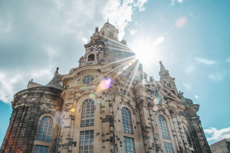 Frauenkirche, Dresden, Barock, Städtetrip, Deutschland, Reisen, Urlaub