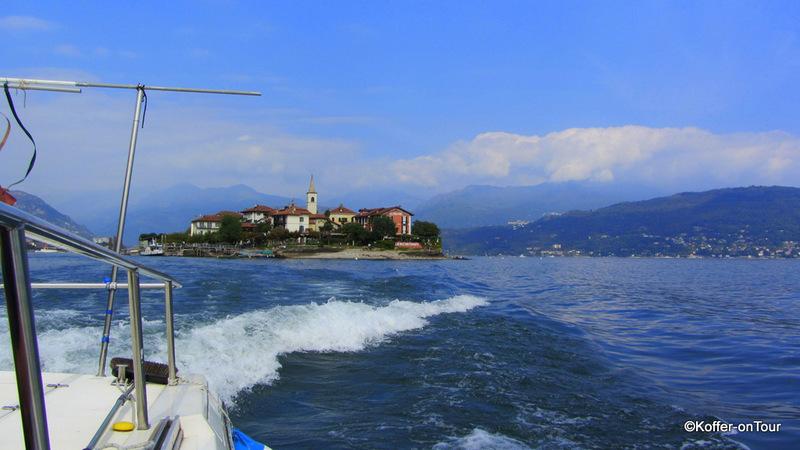 Isola Madre, Lago Maggiore, Borromäische Inseln, Insel