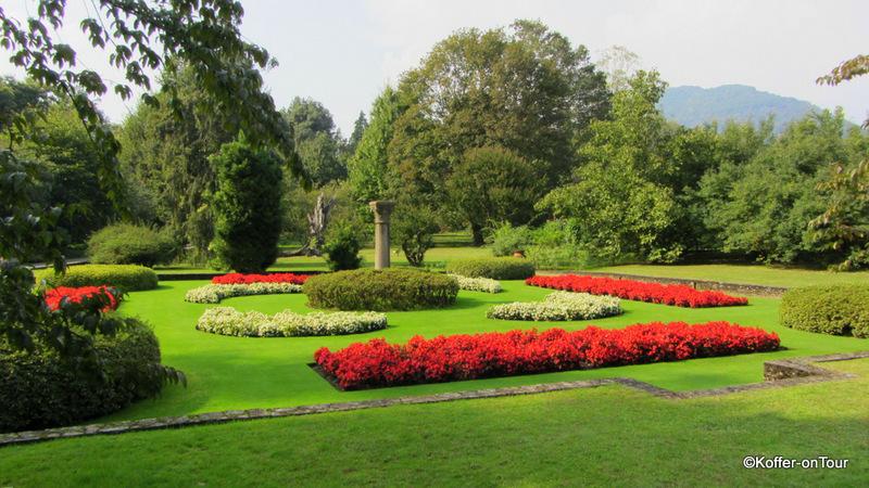 Italienischer Garten im Botanischen Garten