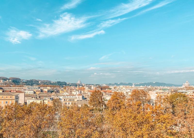 Rom, Italien, Städtetrip, Orangengarten, Urlaub, Reisen, Expertentipps