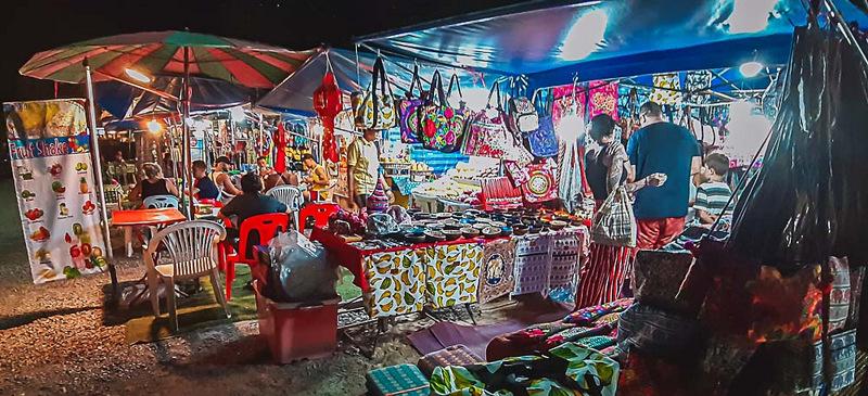 Nachtmärkte, Thailand, Schönste Orte Thailand, Essen in Asien