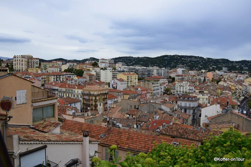 Altstadt, Cannes, Cote D Azur, Frankreich