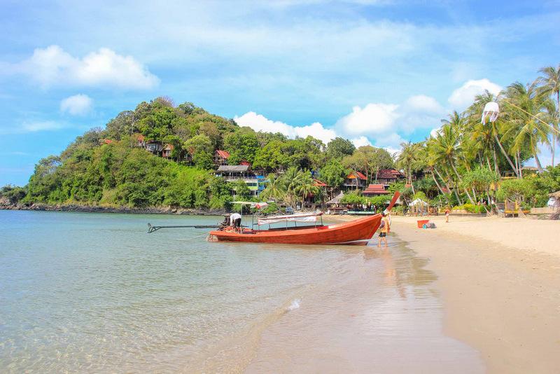 Thailand, Koh Lanta, Schönste Orte Thailand