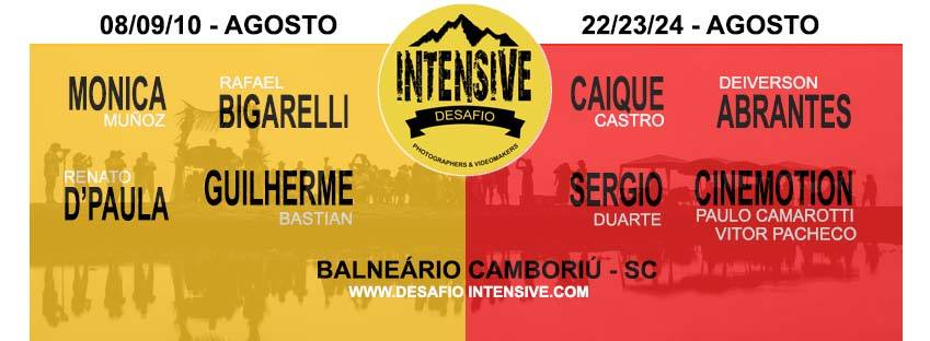 Sergio Duarte Intensive Workshop Brazil