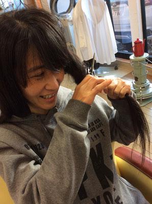 髪が紡ぐ物語~ヘアドネーション~髪は日常に息づく