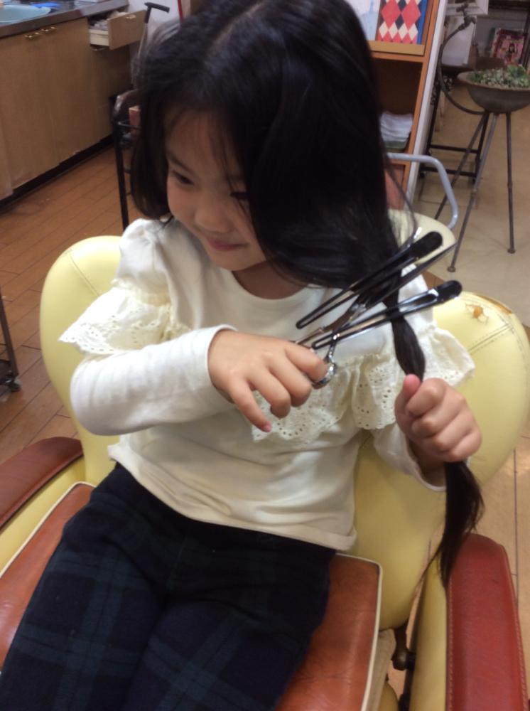 髪が紡ぐ物語~ヘアドネーション~自分の喜びのために