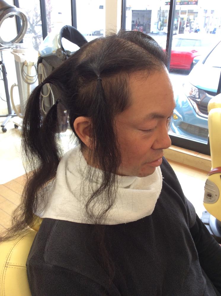 髪が紡ぐ物語〜ヘアドネーション〜男性のドネーションは難しい!?