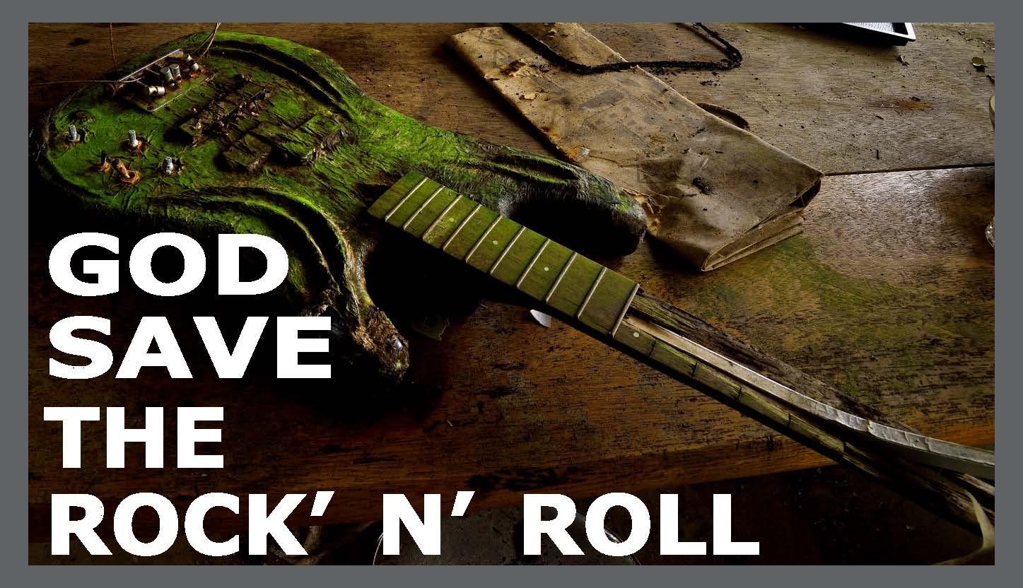 GOD SAVE THE ROCK'N'ROLL@ISHINOMAKI
