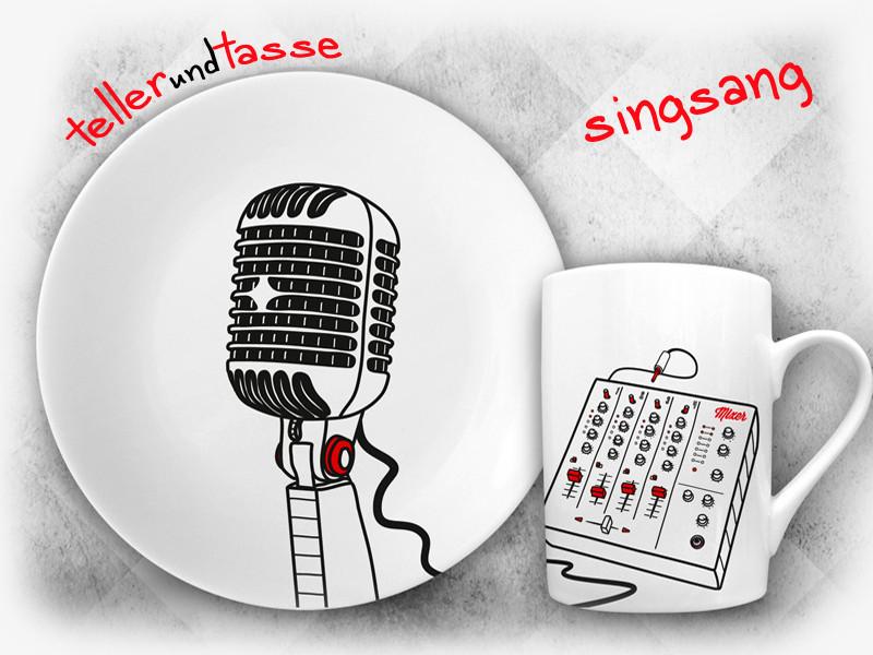 Geschenke Für Musiker Singsang Ii