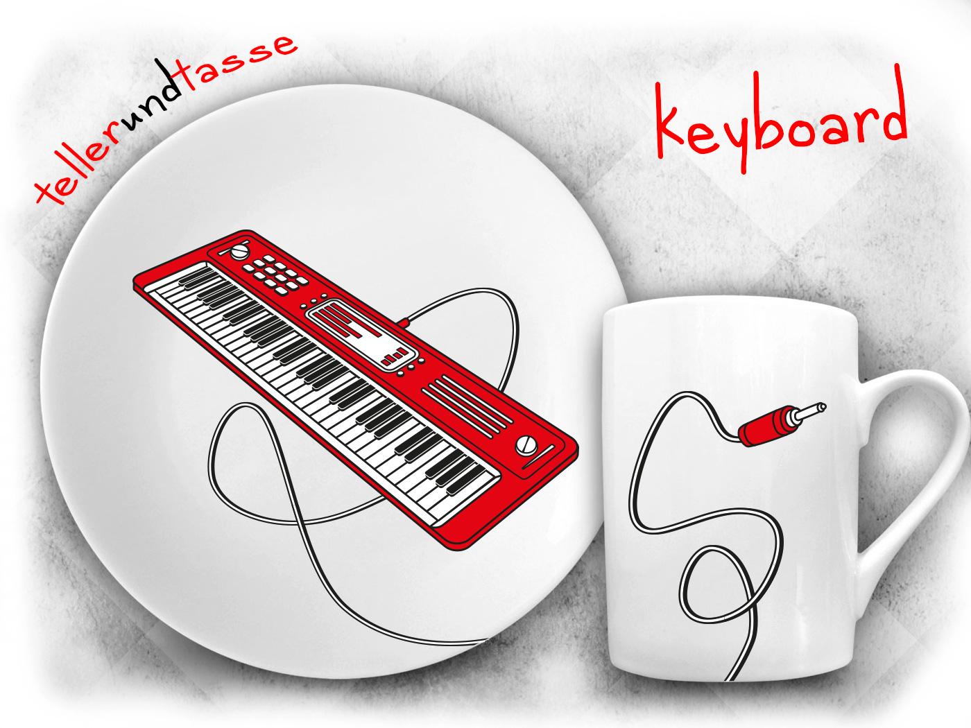 Keyboard - Das Set für Keyboardfans