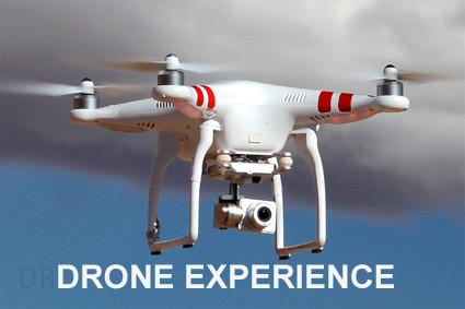 Drône Expérience