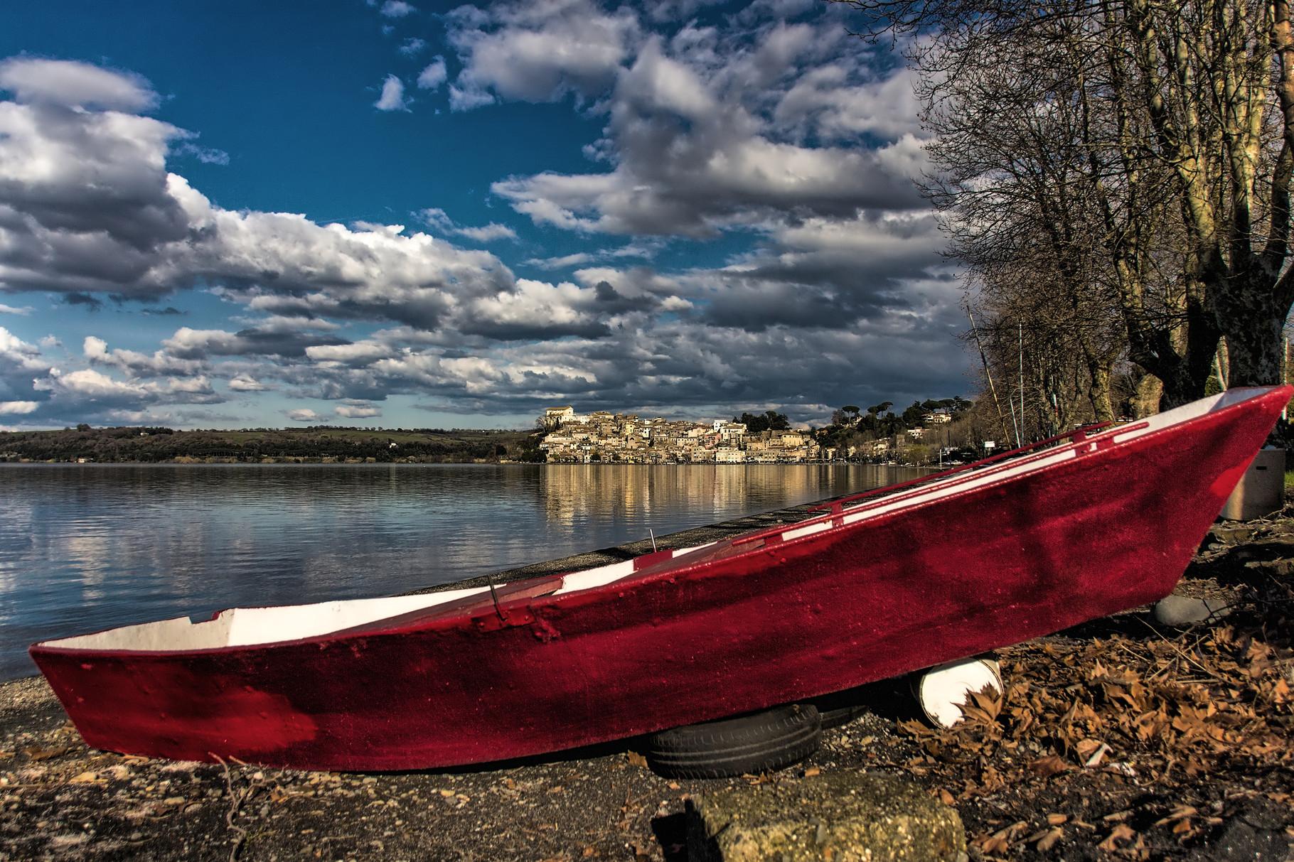 08_Bracciano Lake.
