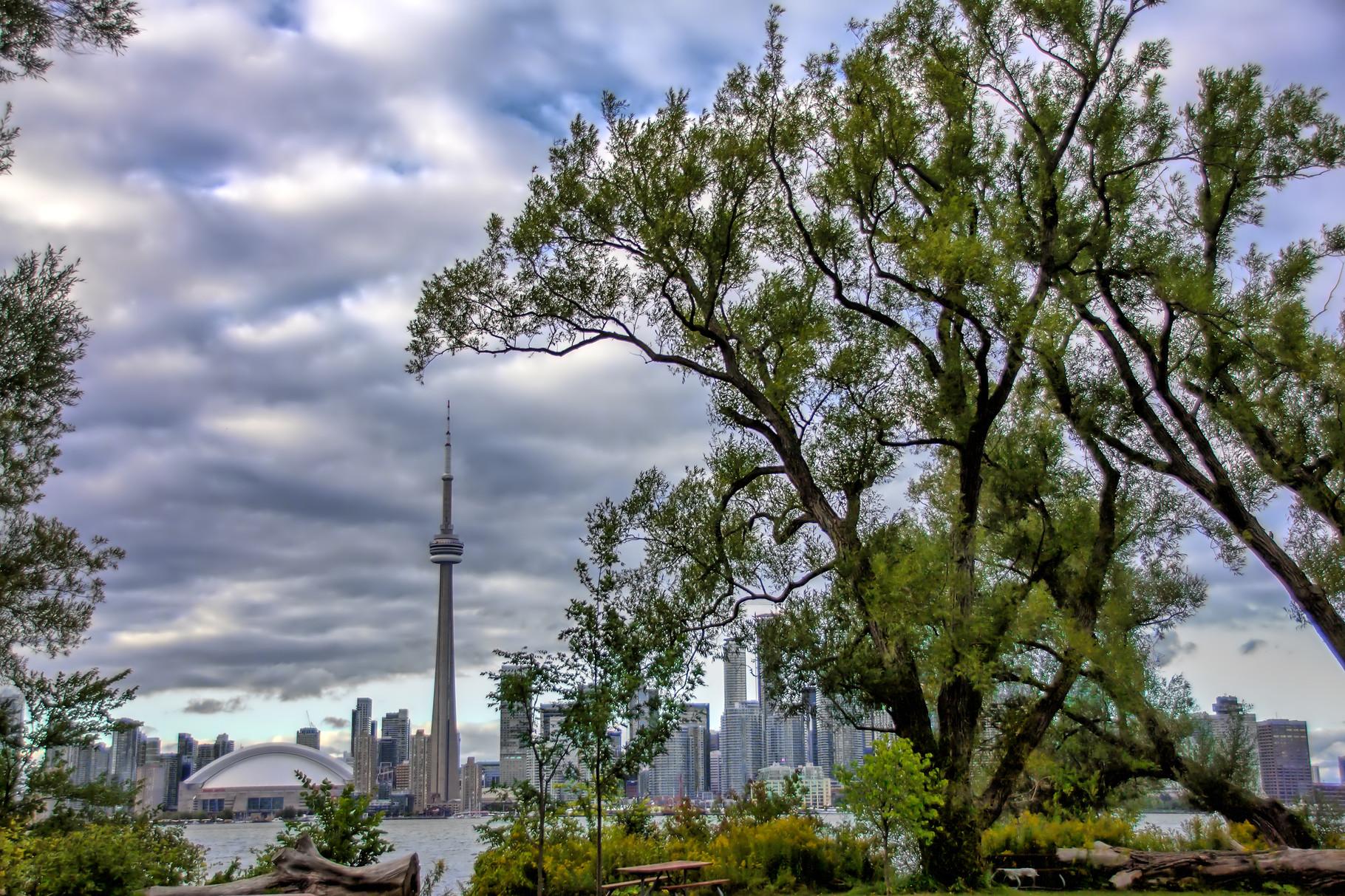 24_Skyline von Toronto mit CN-Tower_HDR.