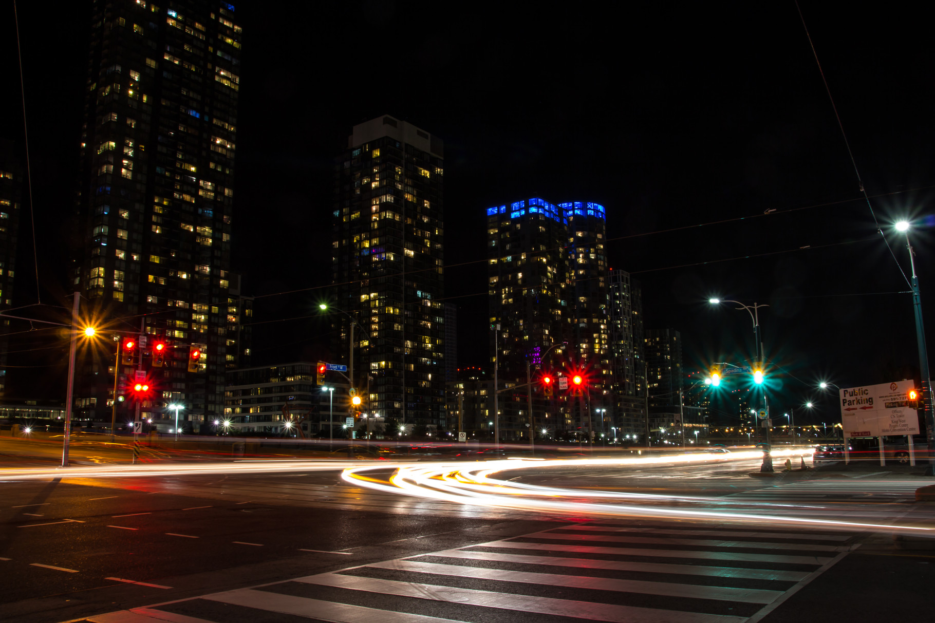 17_Toronto bei Nacht.
