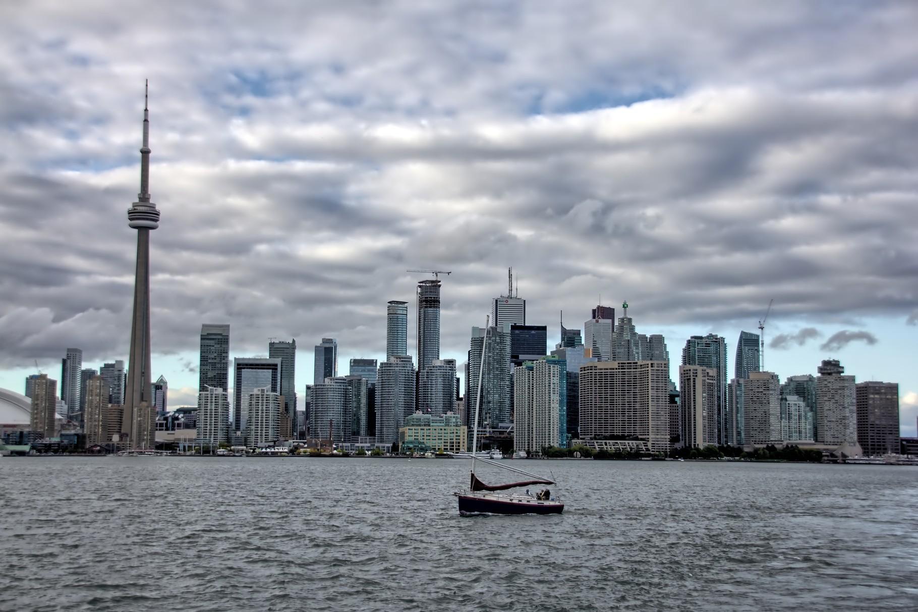 22_Skyline von Toronto mit CN-Tower_HDR.