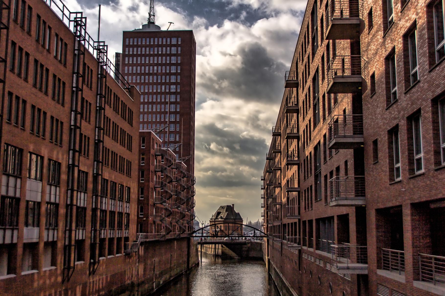 06_Hamburg - Speicherstadt.