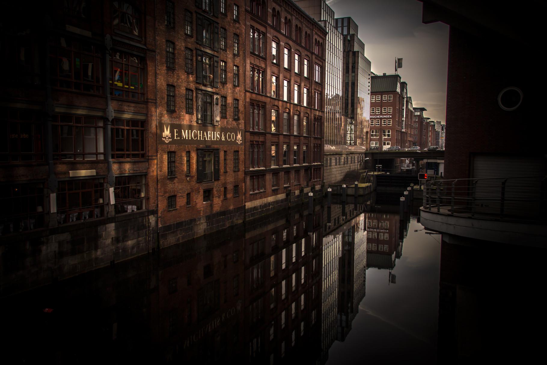 01_Hamburg - Altstadt.