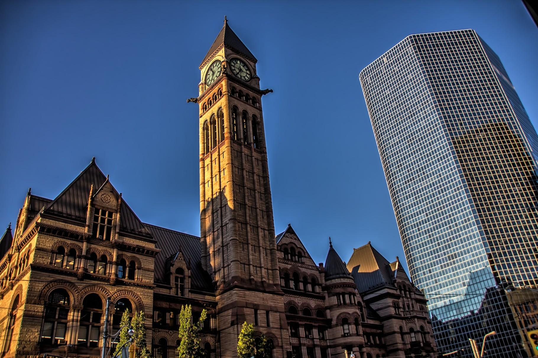 30_Innenstadt von Toronto_HDR.
