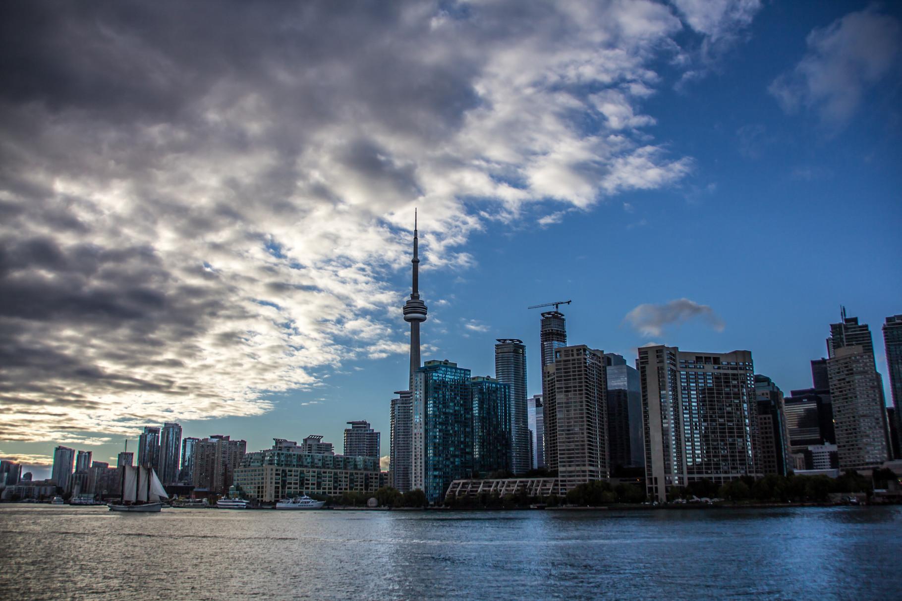 27_Skyline von Toronto mit CN-Tower_HDR.
