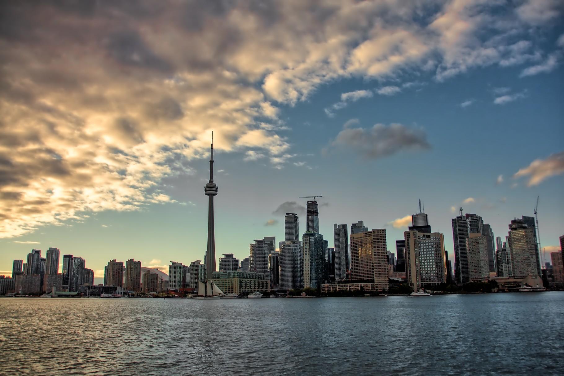26_Skyline von Toronto mit CN-Tower_HDR.