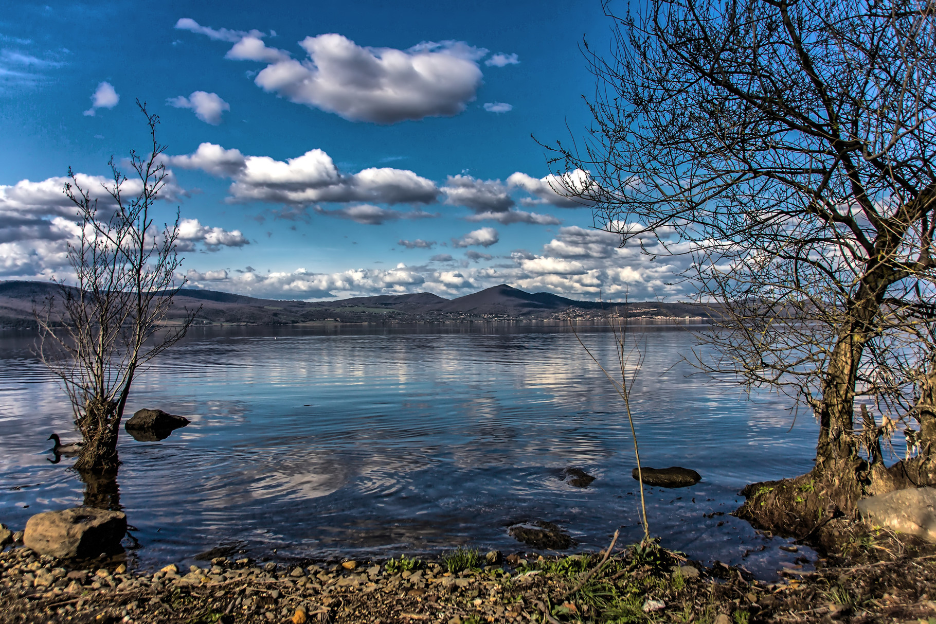 07_Bracciano Lake.