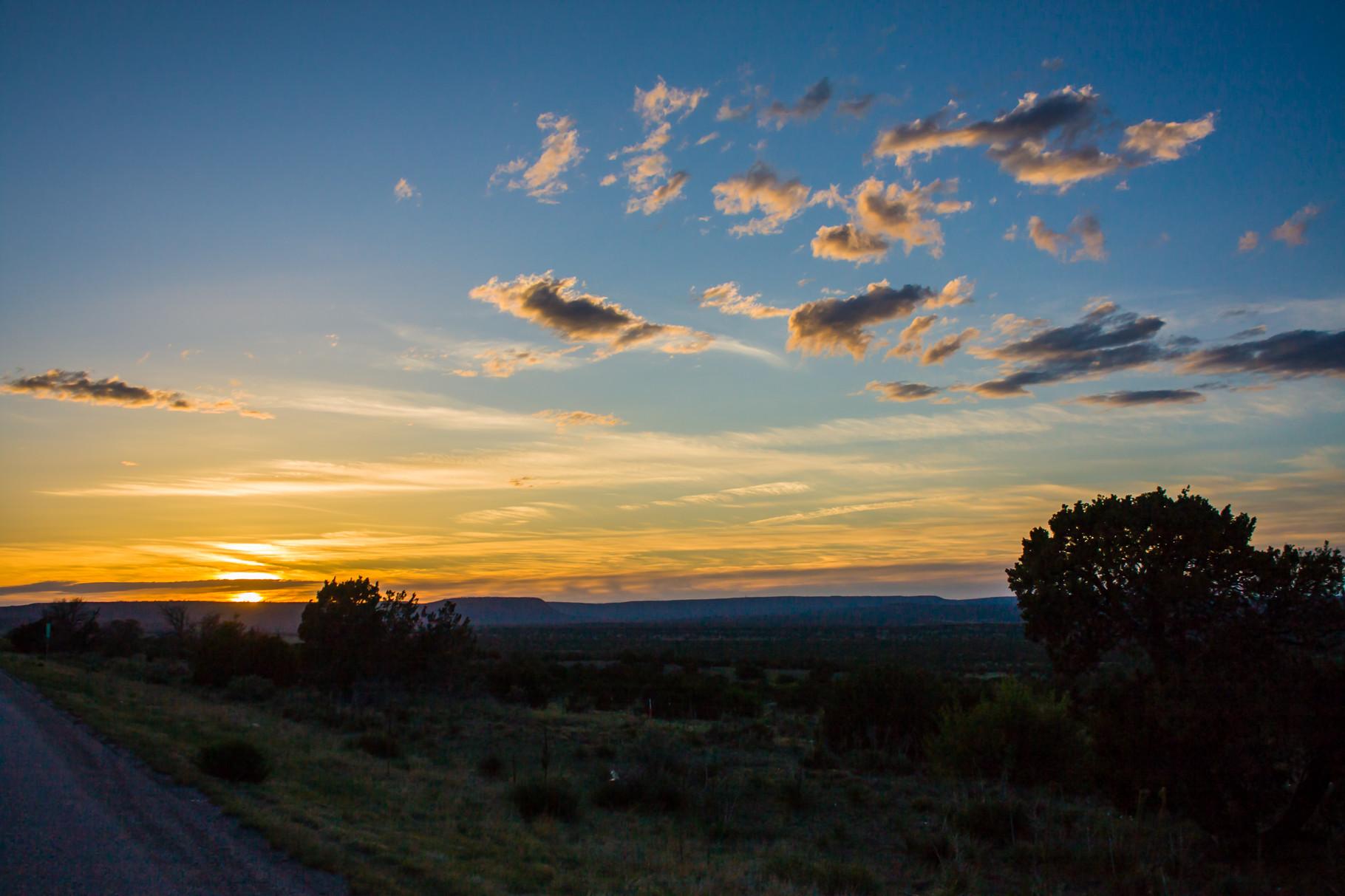 03_Auf dem Weg zum Grand Canyon in Arizona