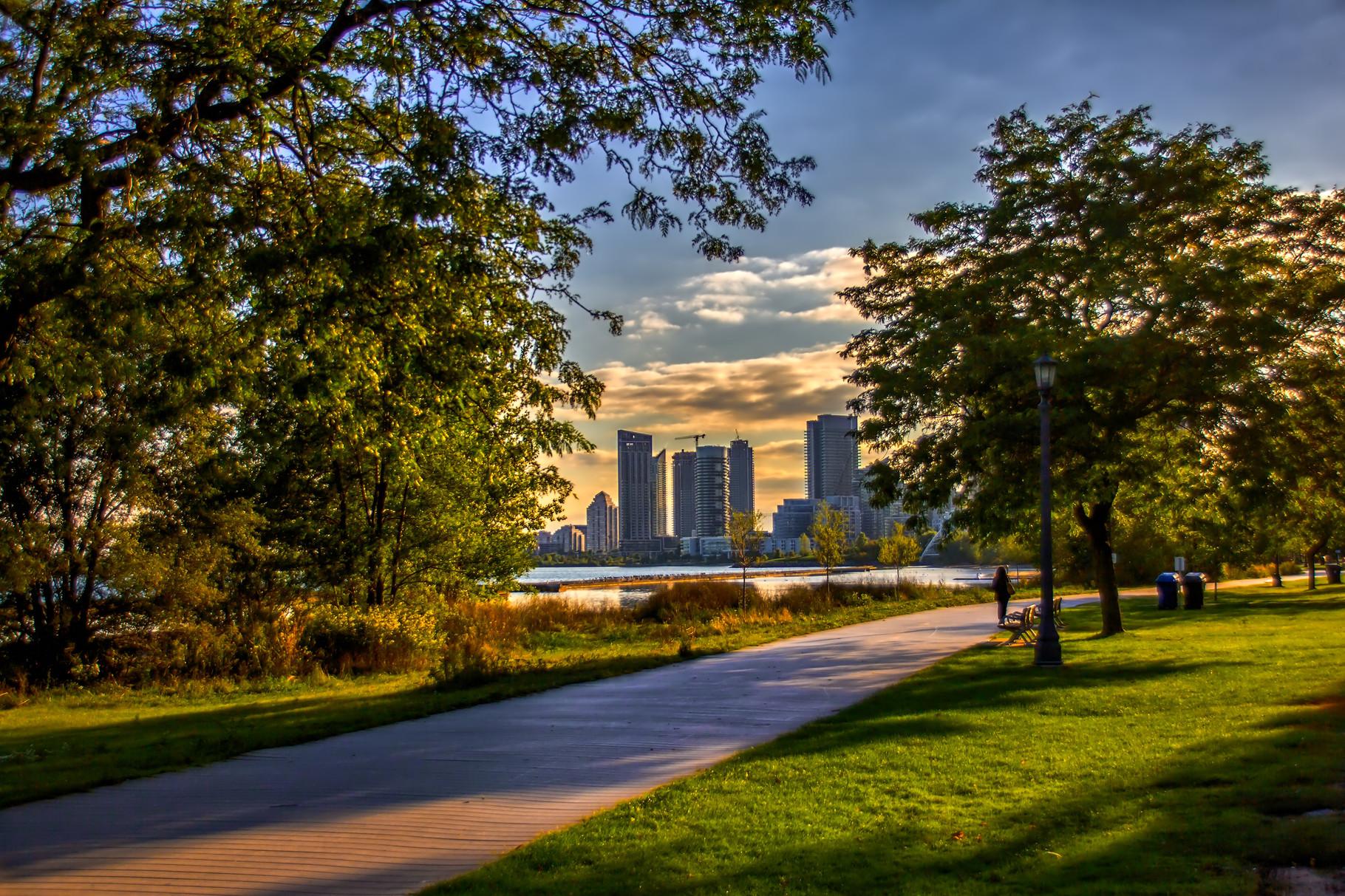 05_Park am Stadtrand von Toronto_HDR.