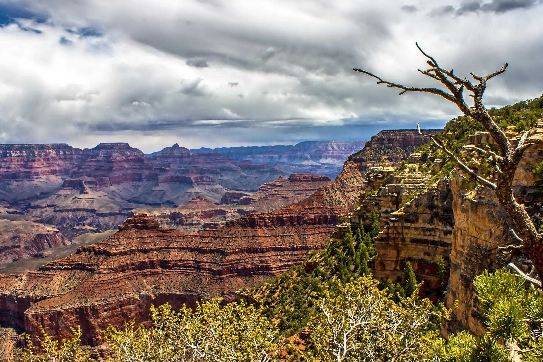 28_Grand Canyon (South Rim) in Arizona
