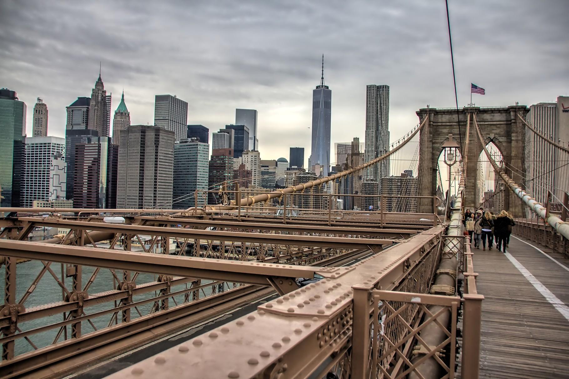 40_ NYC Brooklyn Bridge.