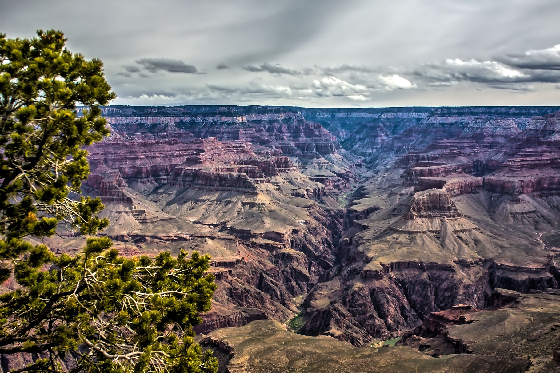 25_Grand Canyon (South Rim) in Arizona