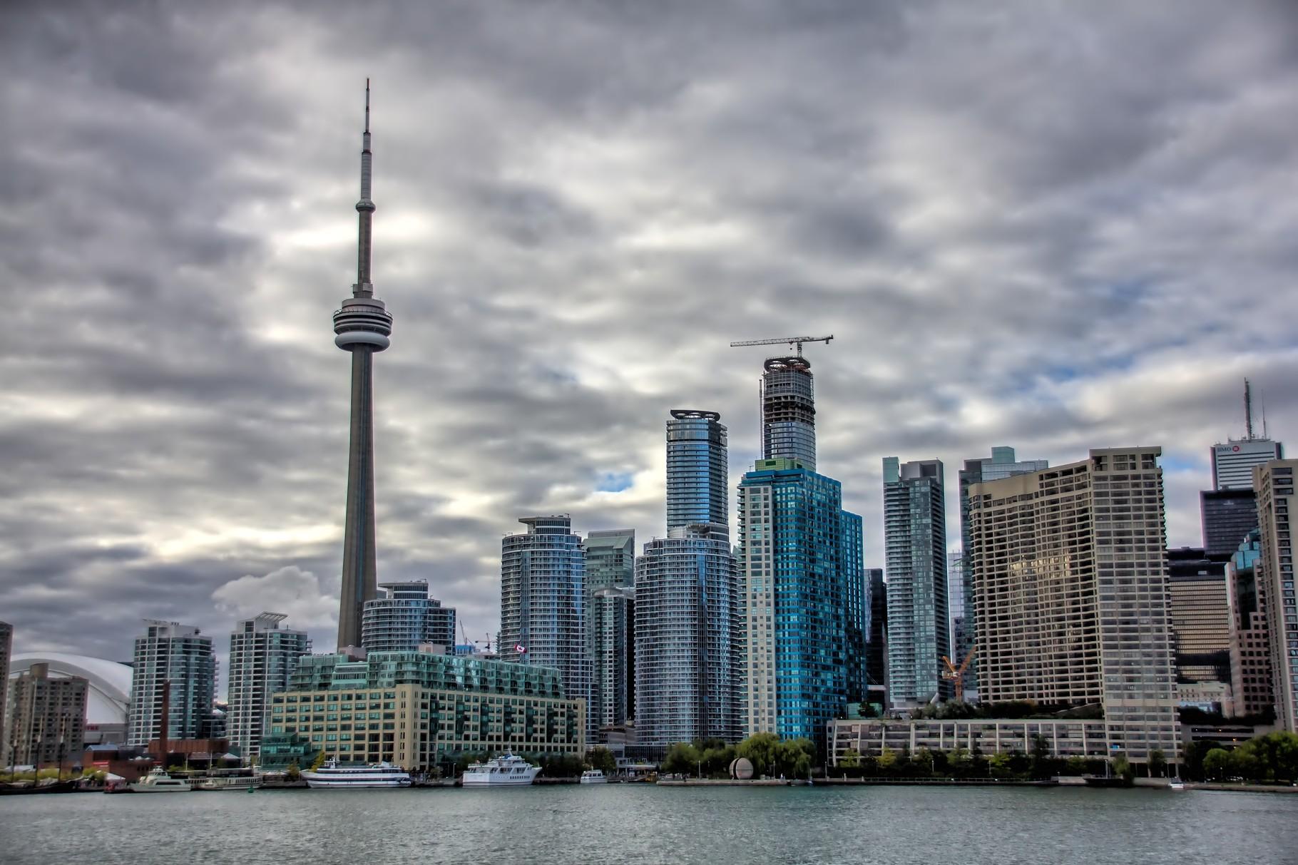 20_Skyline von Toronto mit CN-Tower_HDR.