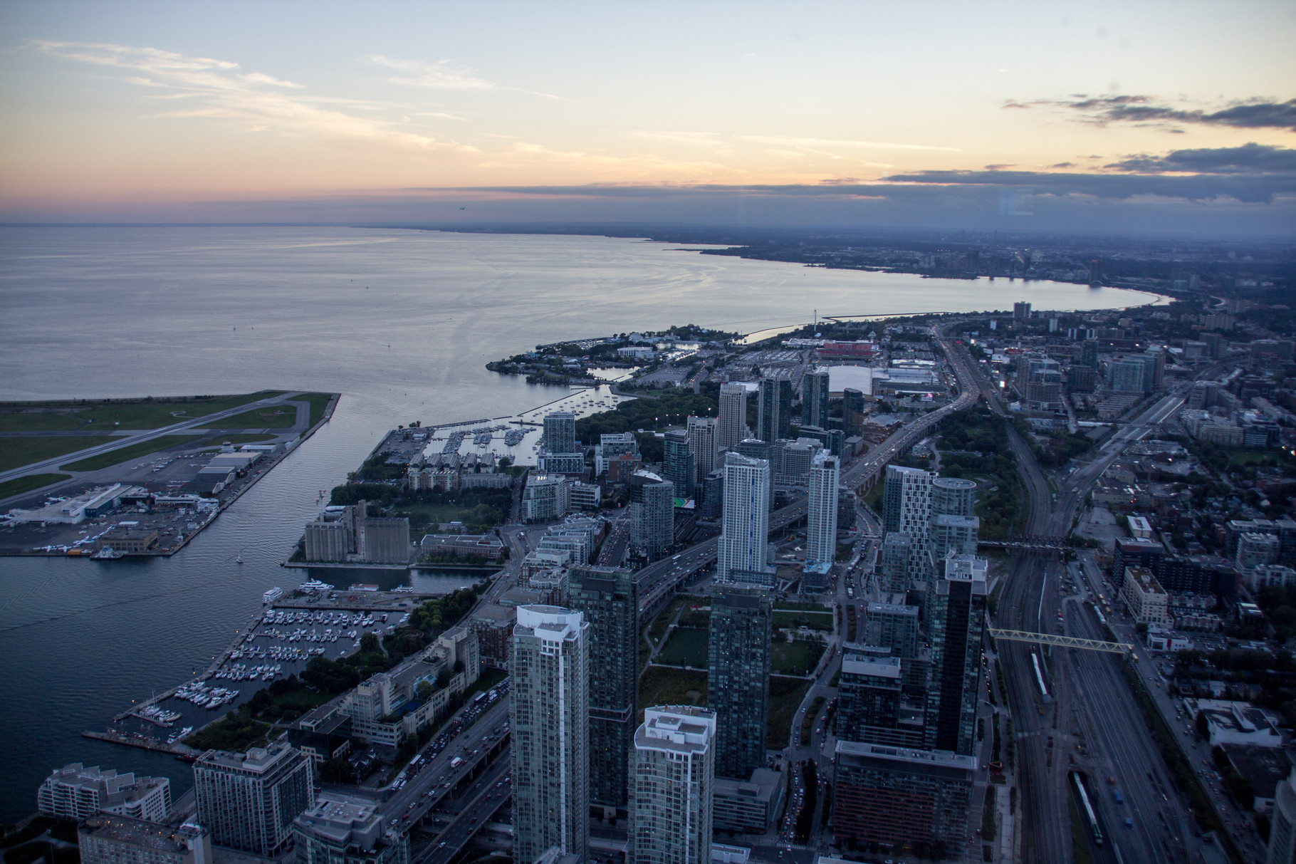 11_Blick vom CN-Tower.