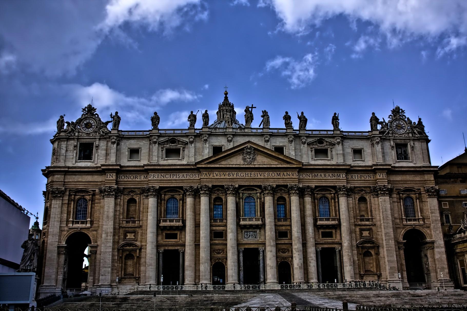 15_Rom - Vatikan.