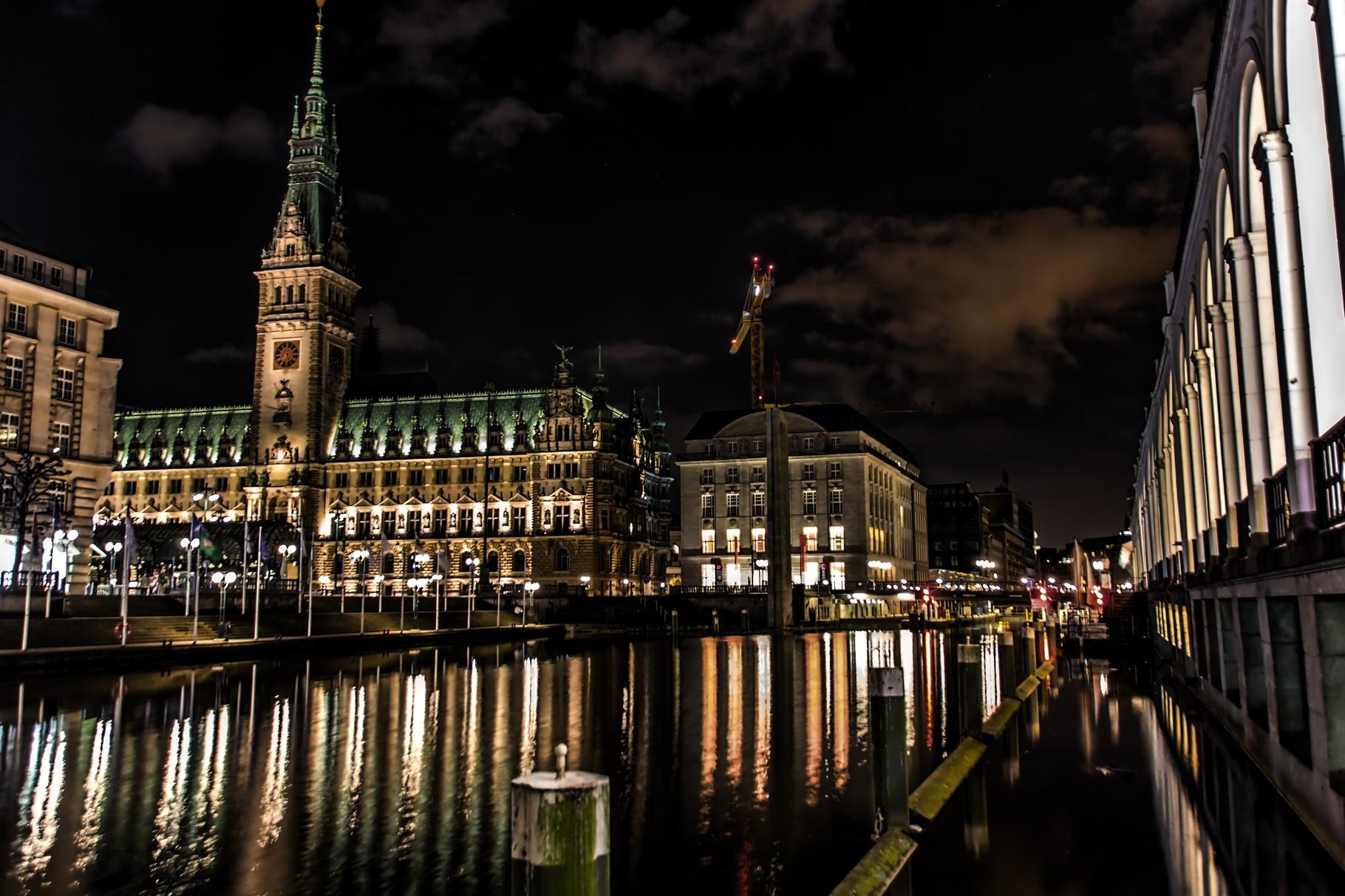 23_Hamburg - Rathaus.