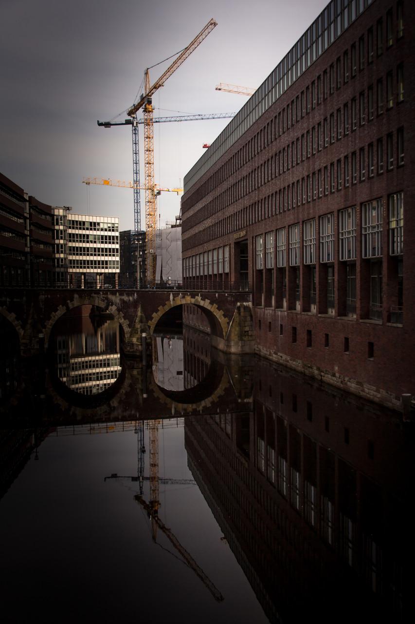 02_Hamburg - Speicherstadt.
