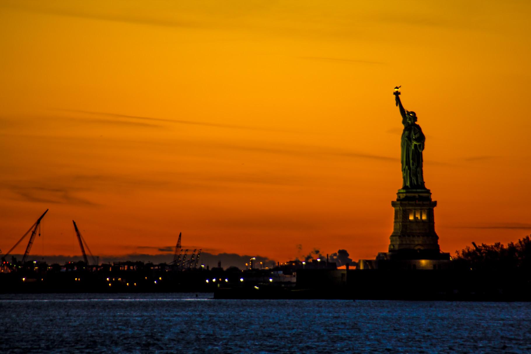 23_NYC Statue of Liberty (Freiheitsstatue).