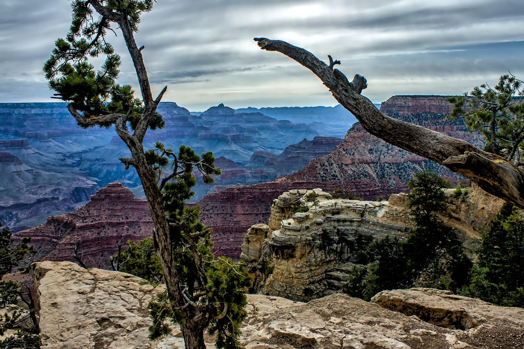 16_Grand Canyon (South Rim) in Arizona