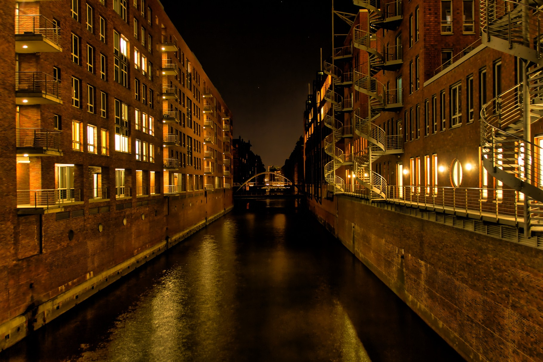 33_Hamburg - Speicherstadt.
