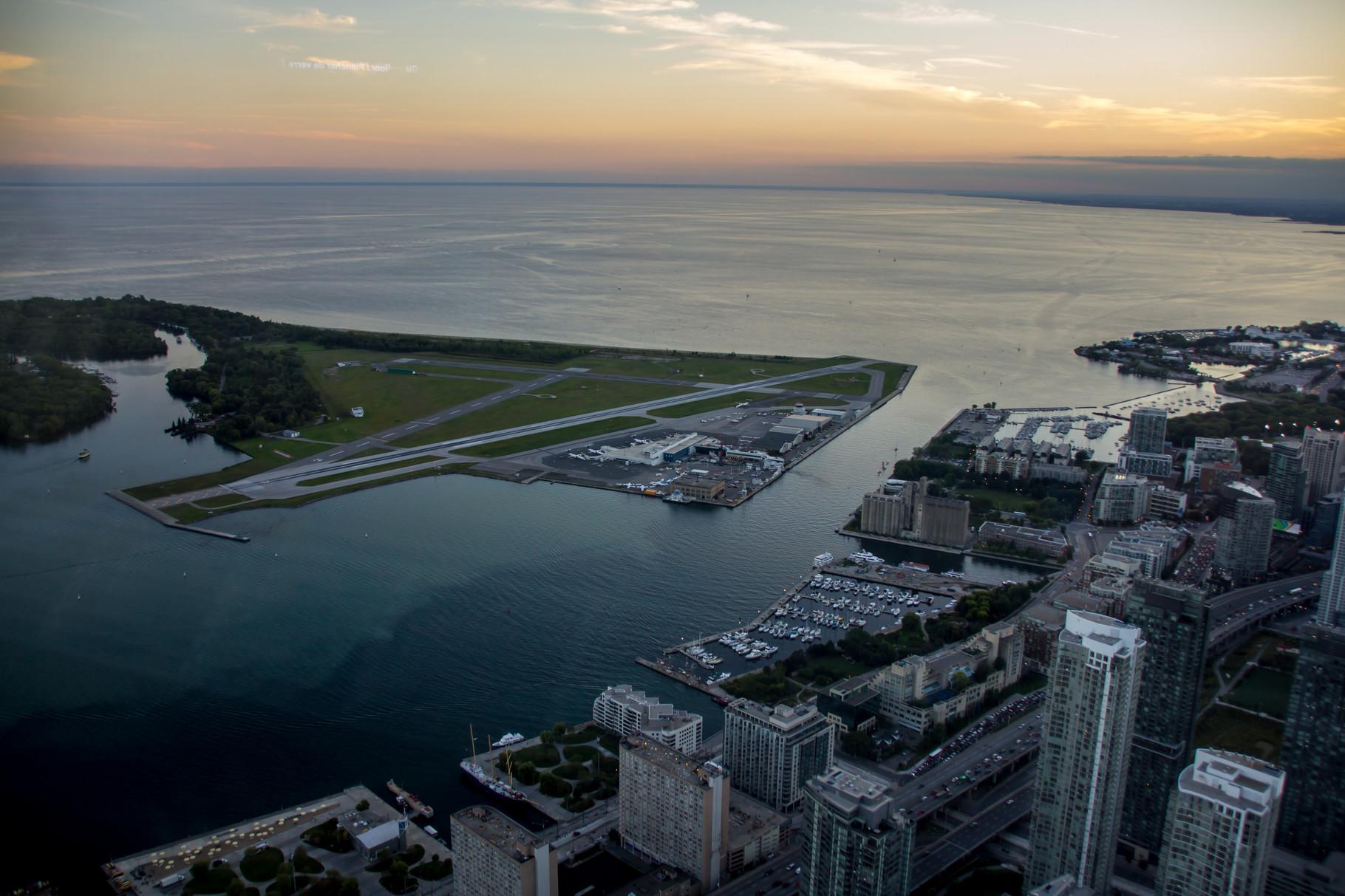 10_Blick vom CN-Tower.
