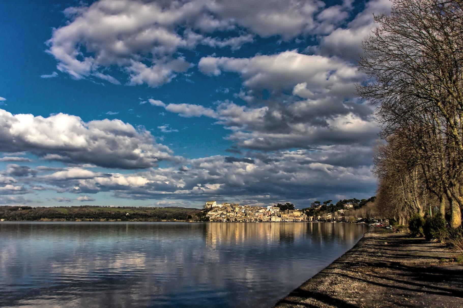 05_Bracciano Lake.