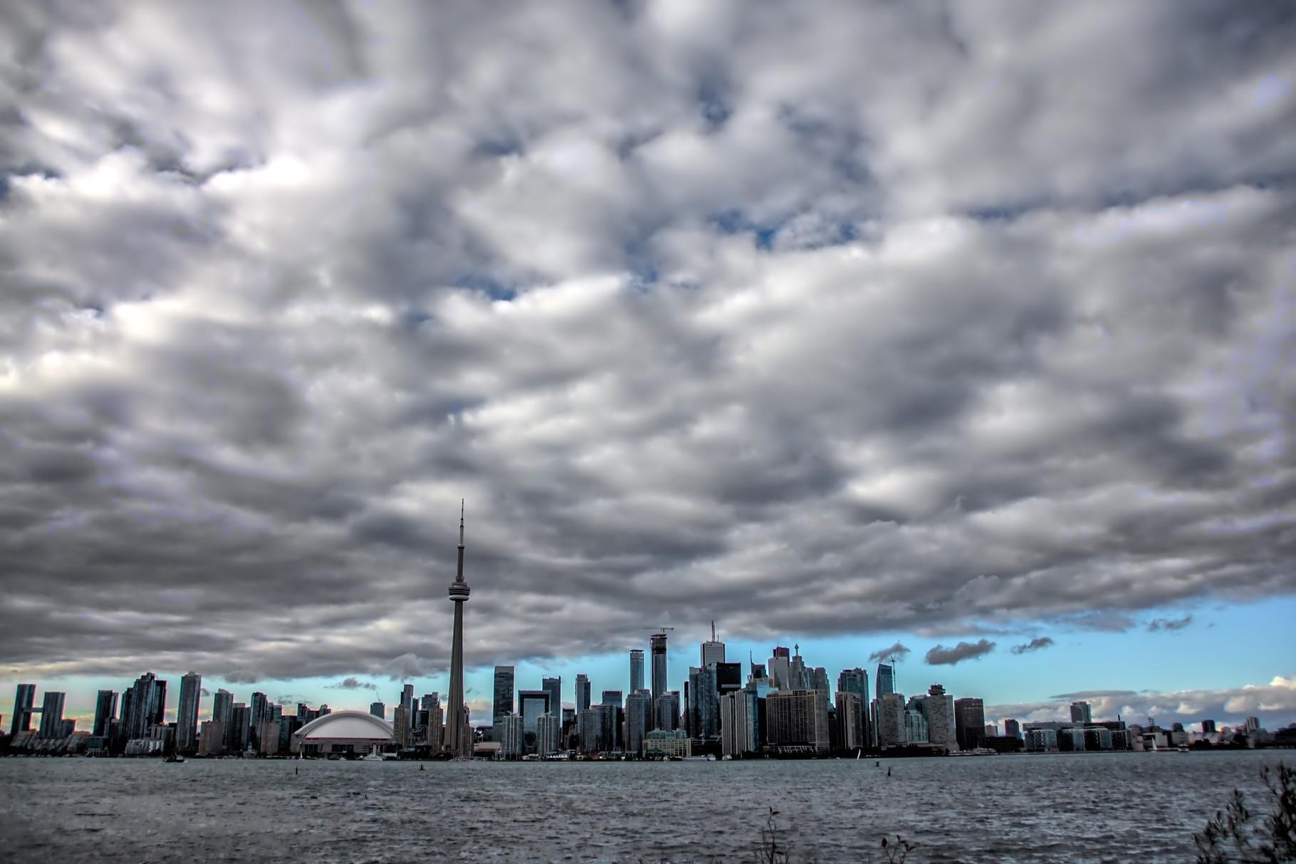 23_Skyline von Toronto mit CN-Tower_HDR.