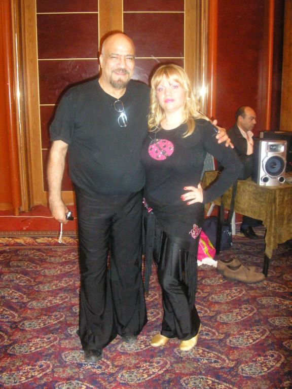 con Zaza Hassan