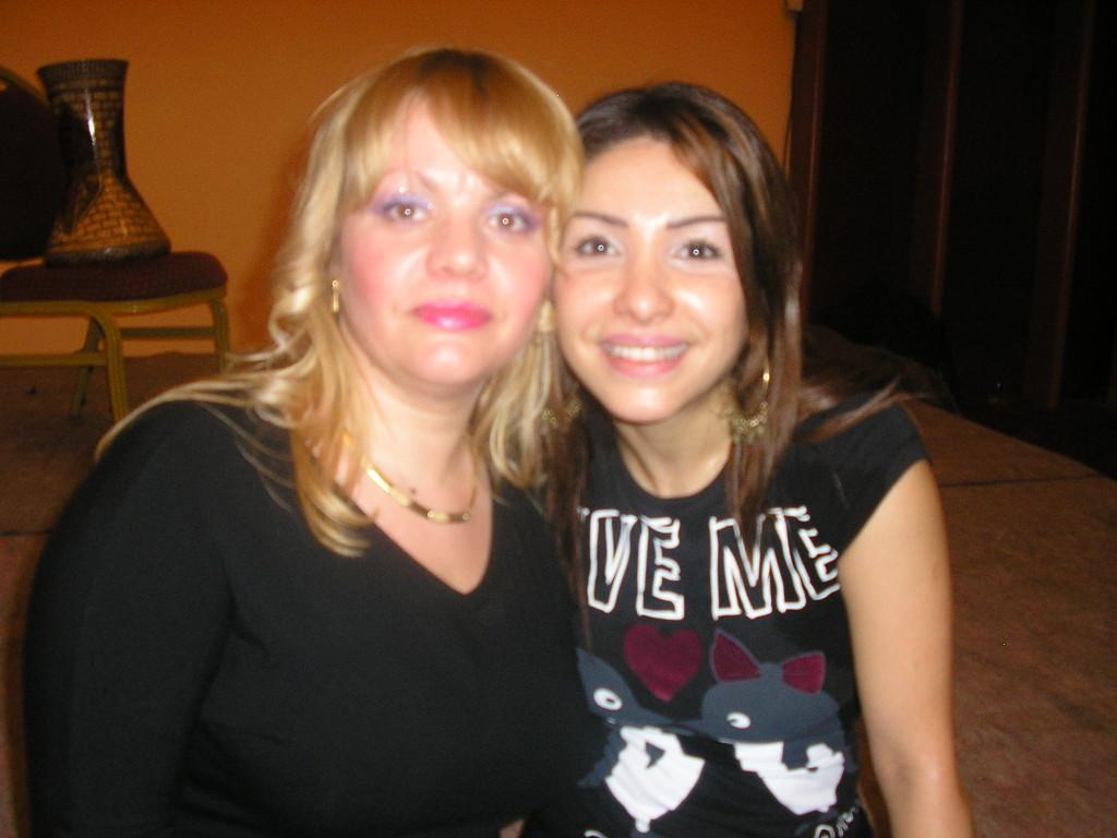 con Soraya