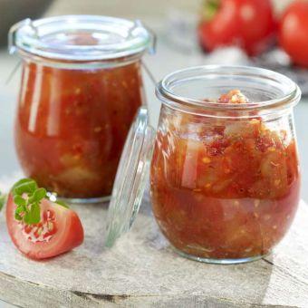 Fruchtiges Tomaten-Chutney