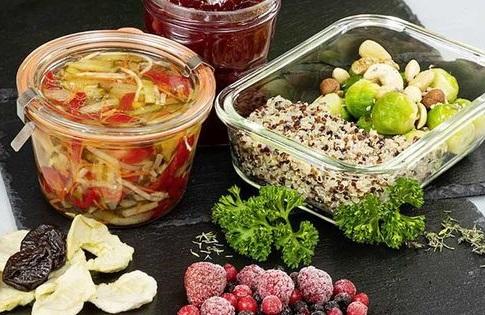 Methoden zur Konservierung von Obst, Gemüse, Kräutern etc.
